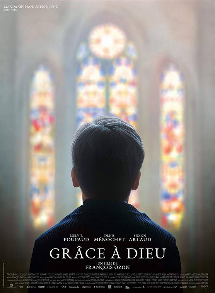 Plakat do filmu Grace A Dieu