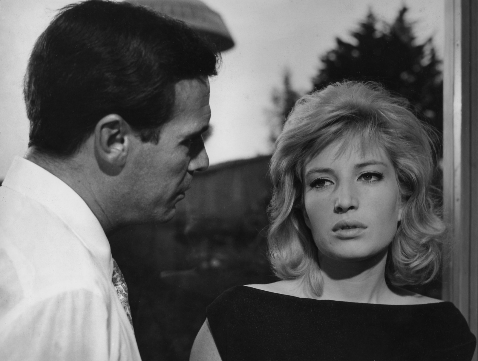 "Monica Vitti w ""Zaćmieniu"" (Fot. Sunset Boulevard/Corbis via Getty Images)"