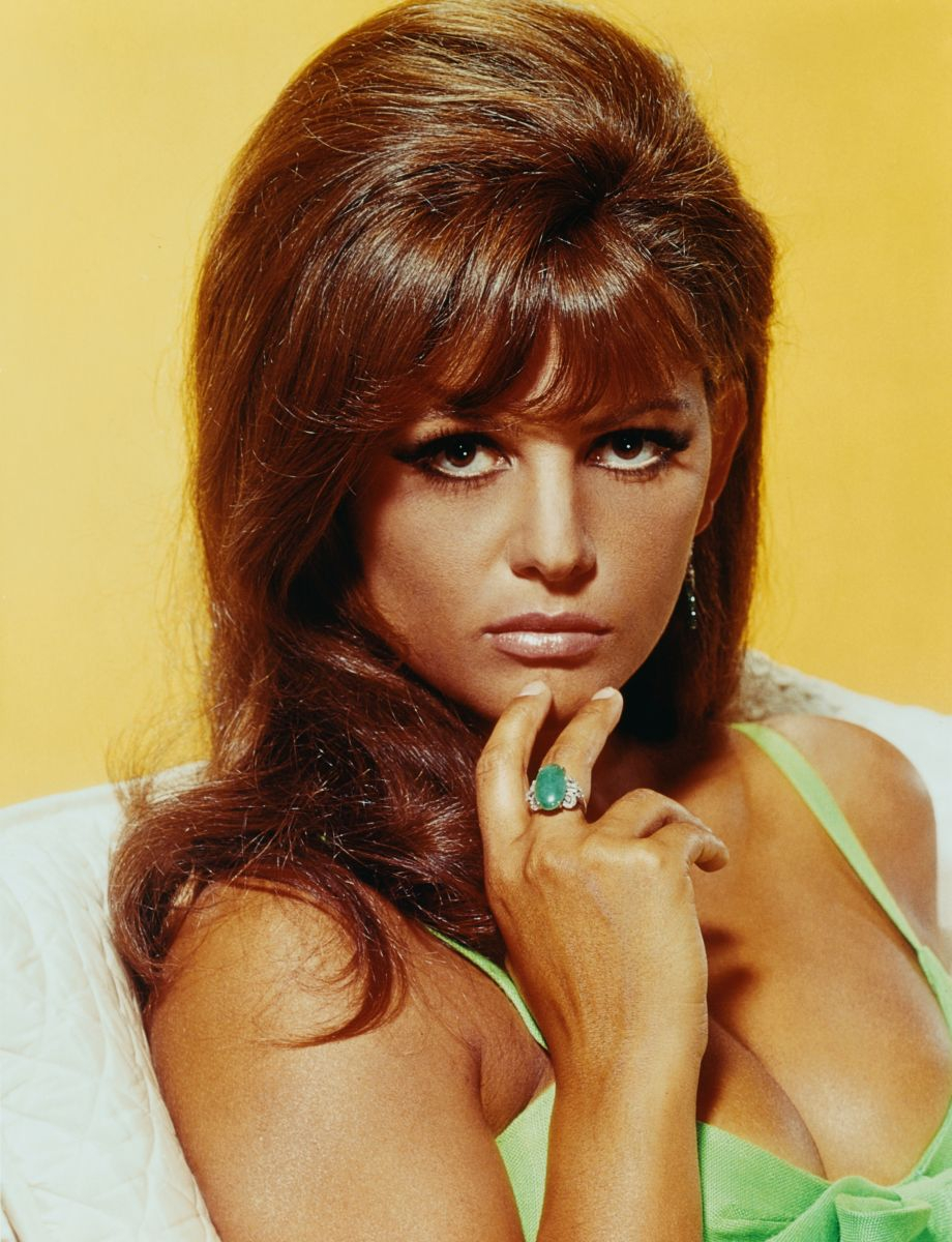 Claudia Cardinale (Fot. Getty Images)