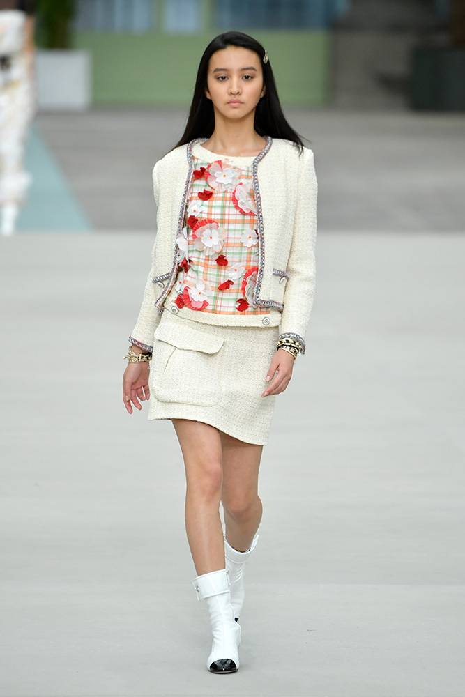 Chanel Cruise 2019-2020 (Fot. Getty Images)
