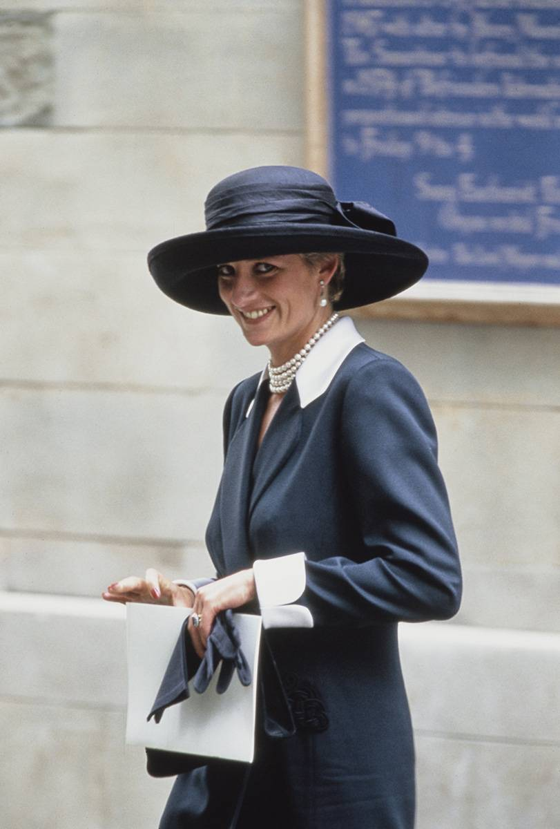 Lady Diana, 1994 rok (Fot. Jayne Fincher/Princess Diana Archive/Getty Images)