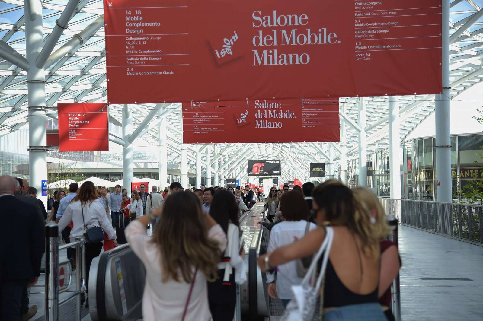 iSaloni 2018 w Mediolanie (Fot. Getty Images)