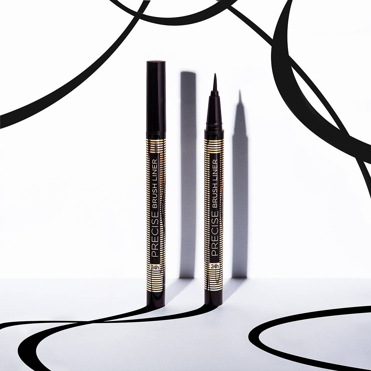 Precise Brush Liner Eveline Cosmetics