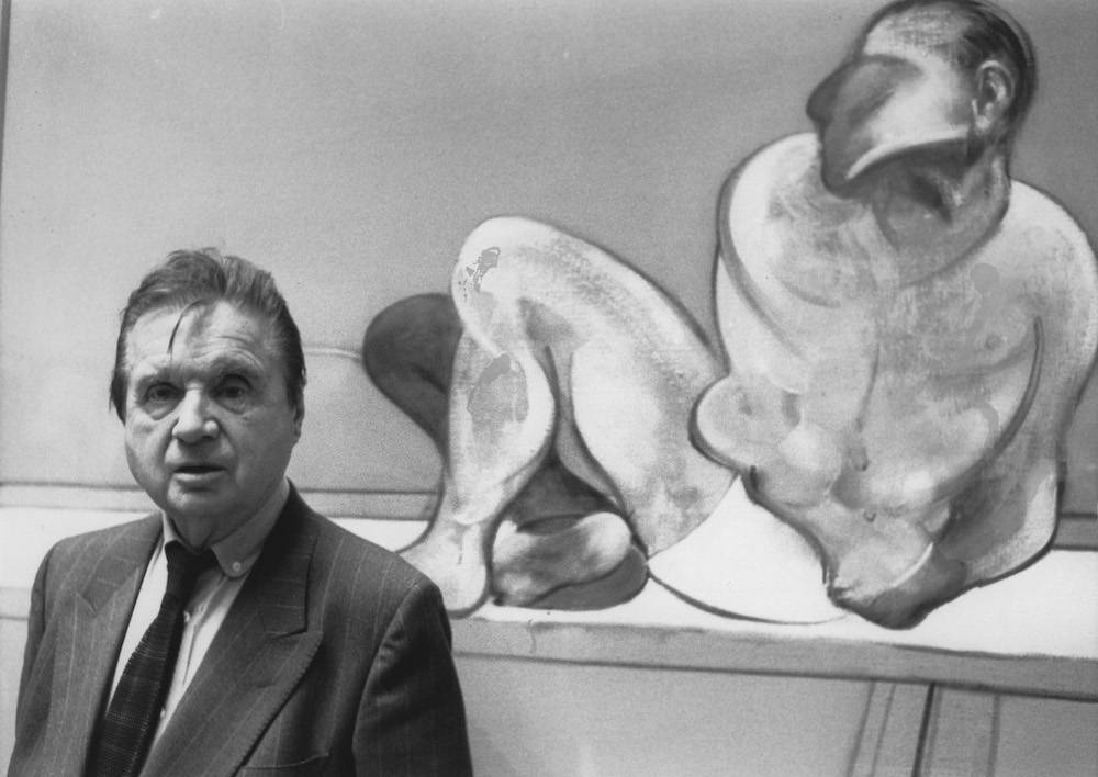 Francis Bacon (Fot. Getty Images)