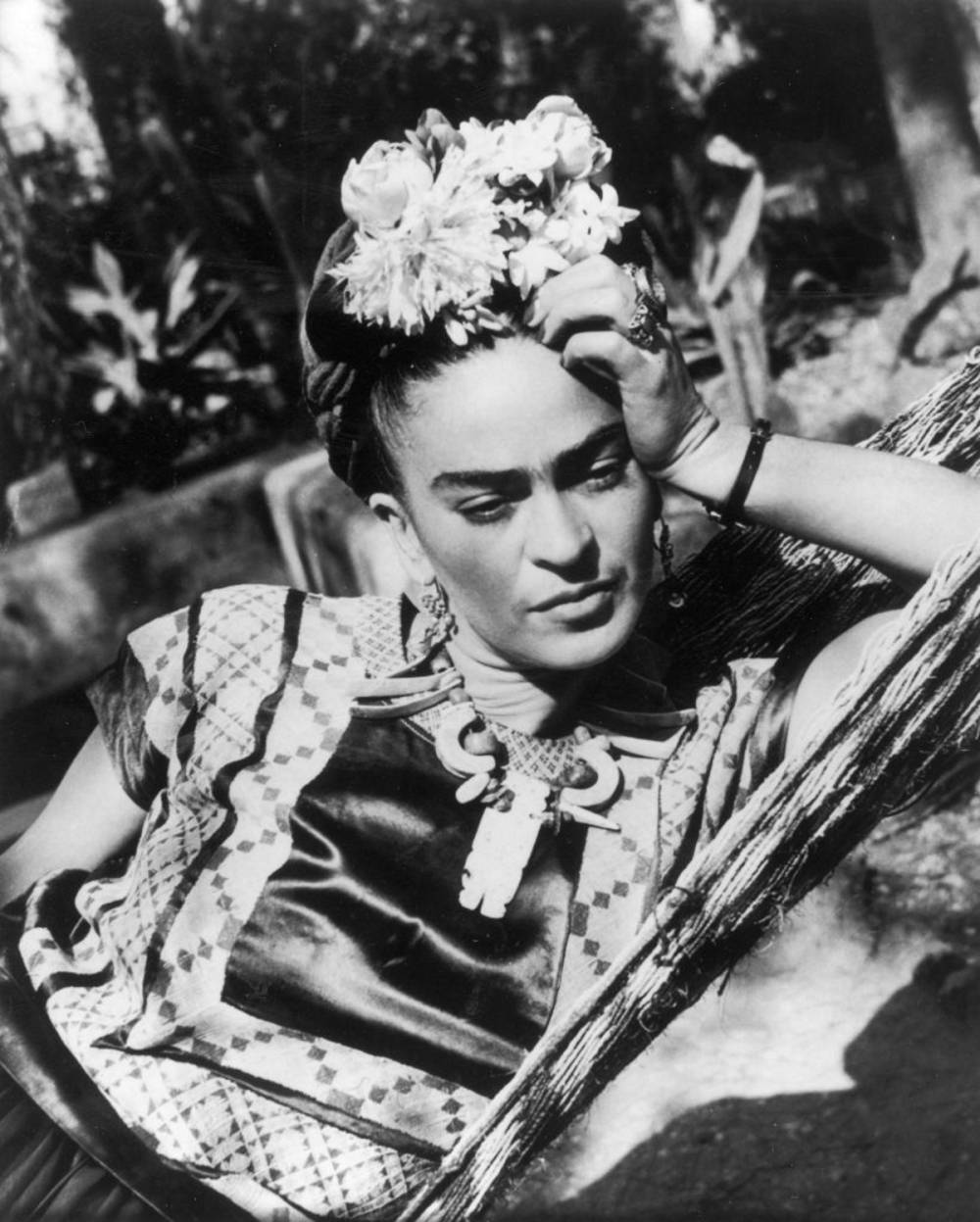 Frida Kahlo (Photo by Hulton Archive/Getty Images)