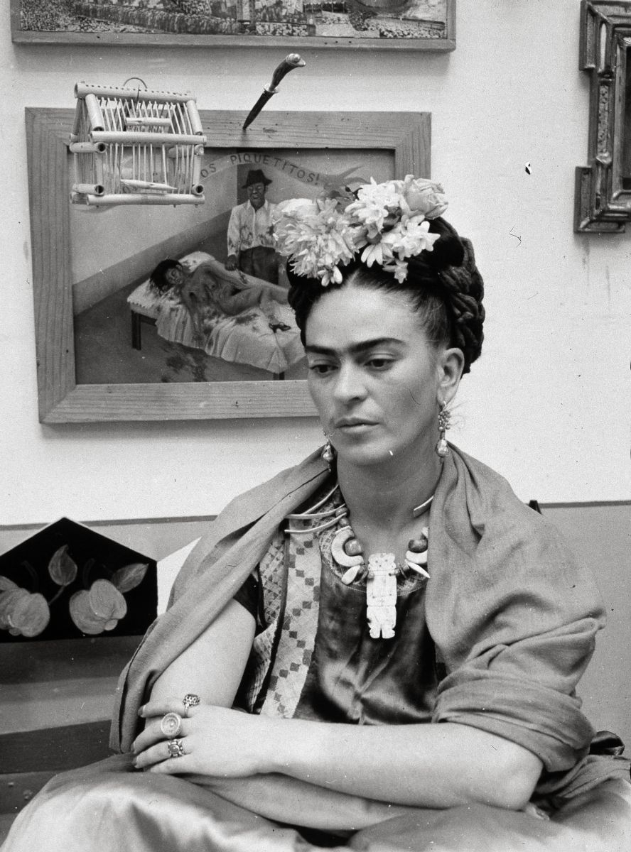 Frida Kahlo / Fot. Album Online, EAST NEWS