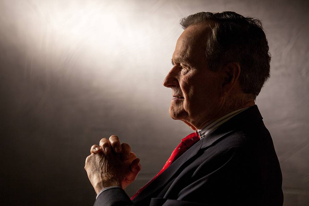 Prezydent George H.W. Bush