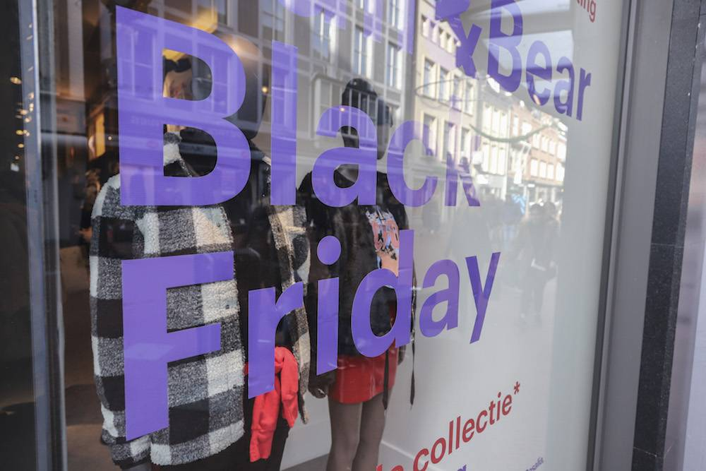 Black Friday (Fot. Getty Images)