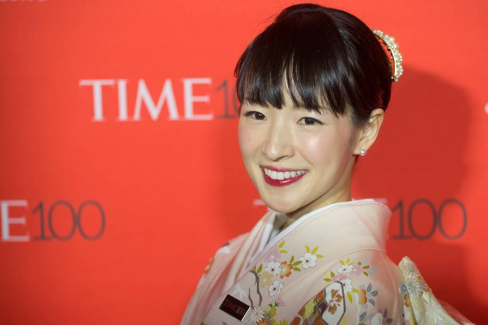 Marie Kondo (Fot. Getty Images)