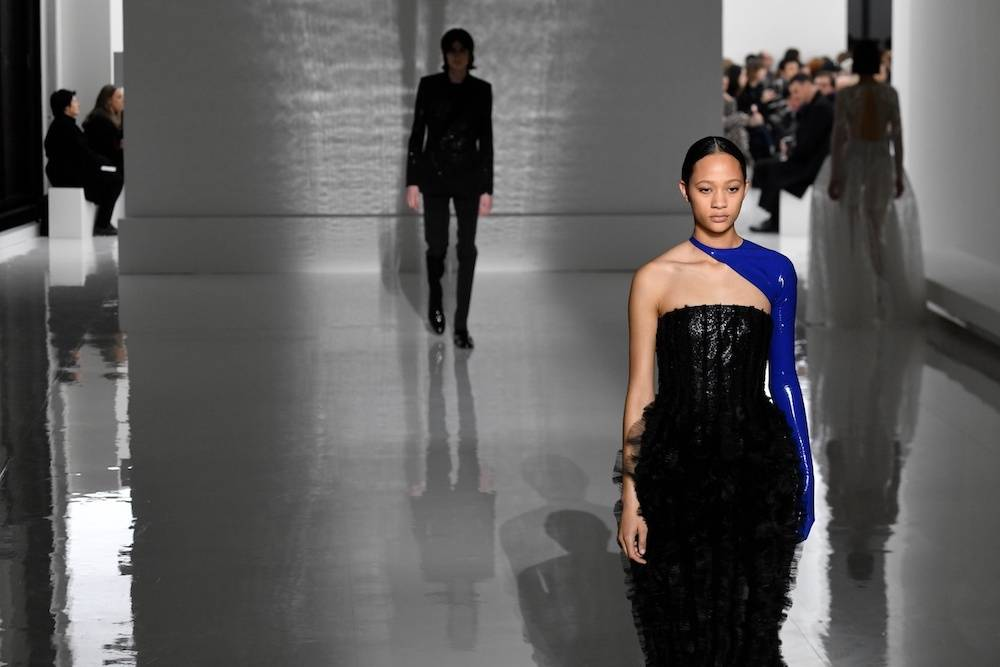 Givenchy haute couture wiosna-lato 2019 (Fot. EastNews)