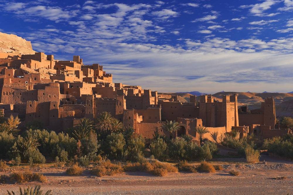 Ait Benhaddou (Fot. Getty Images)