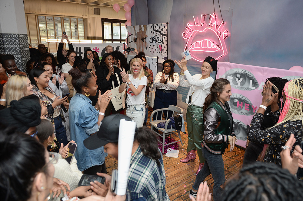 """Gurls Talk"" Festival w Nowym Jorku (Fot. Andrew Toth, Getty Images)"