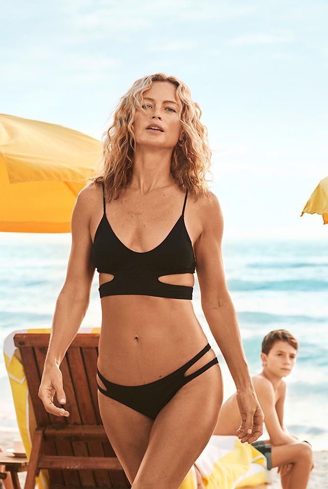 Kostium kąpielowy H&M (Fot. Materiały prasowe)