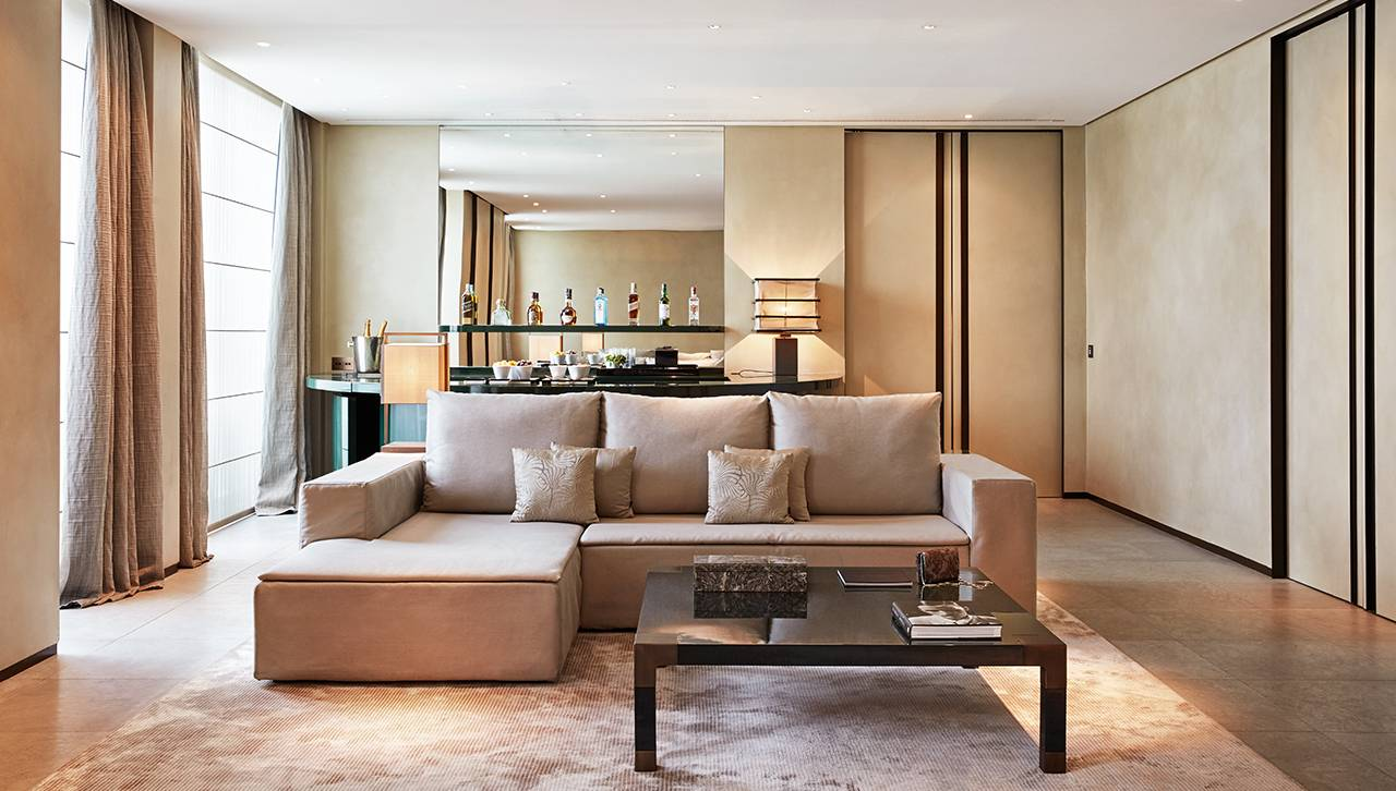 Hotel Armani Presidential Suite