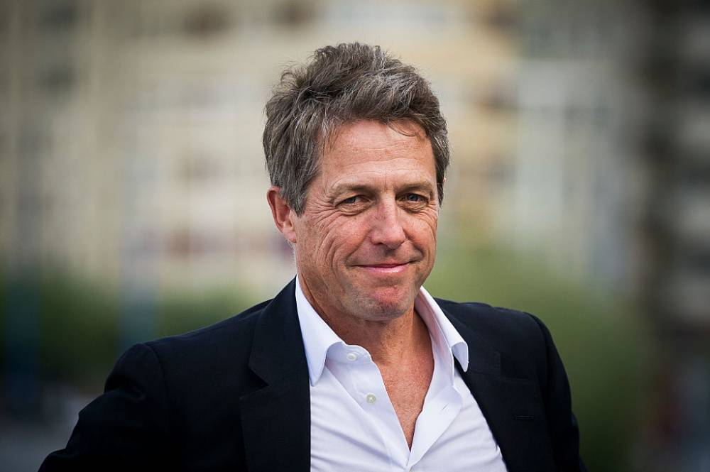 Hugh Grant (Fot. Getty Images)