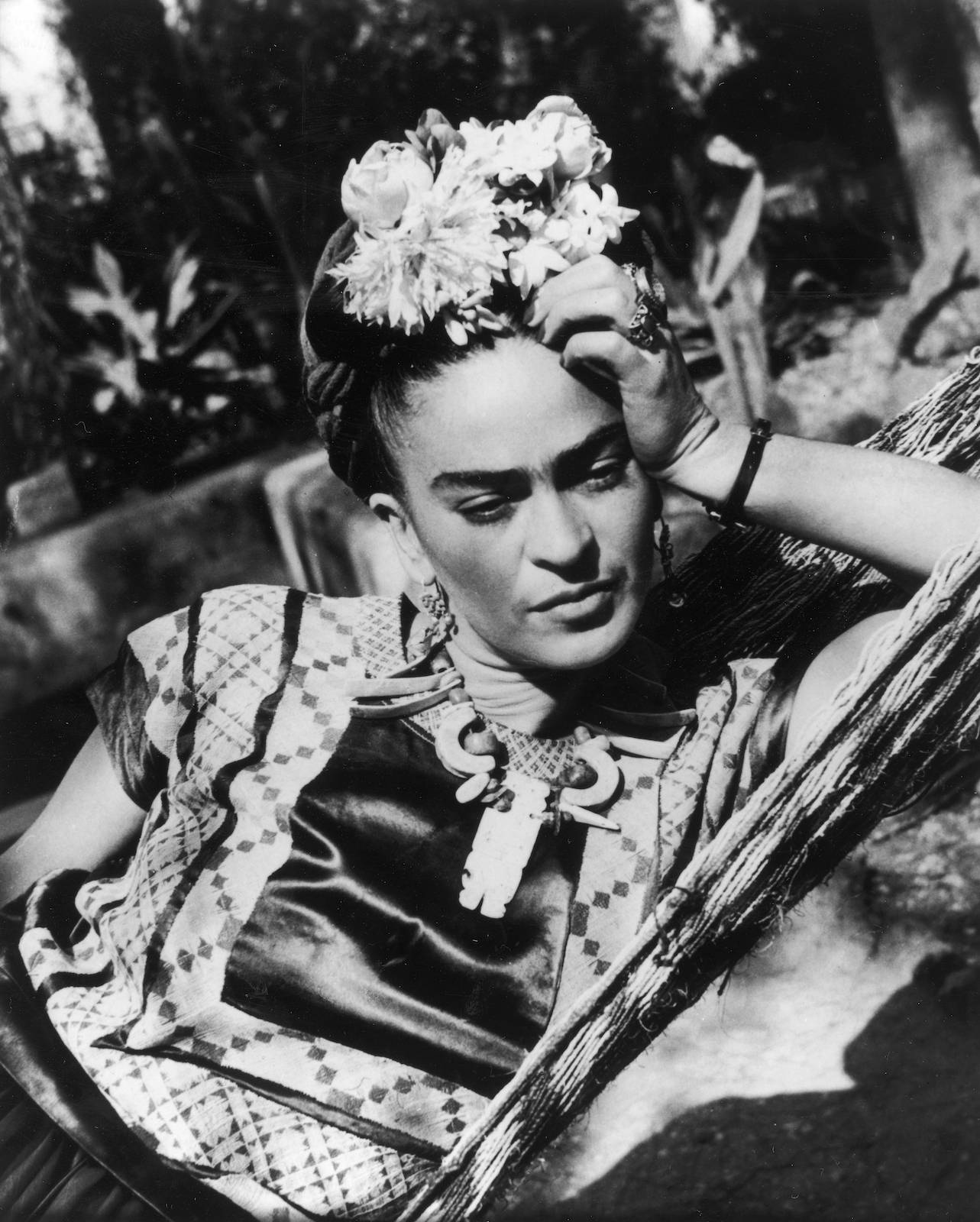 Frida Kahlo (Fot. Getty Images)