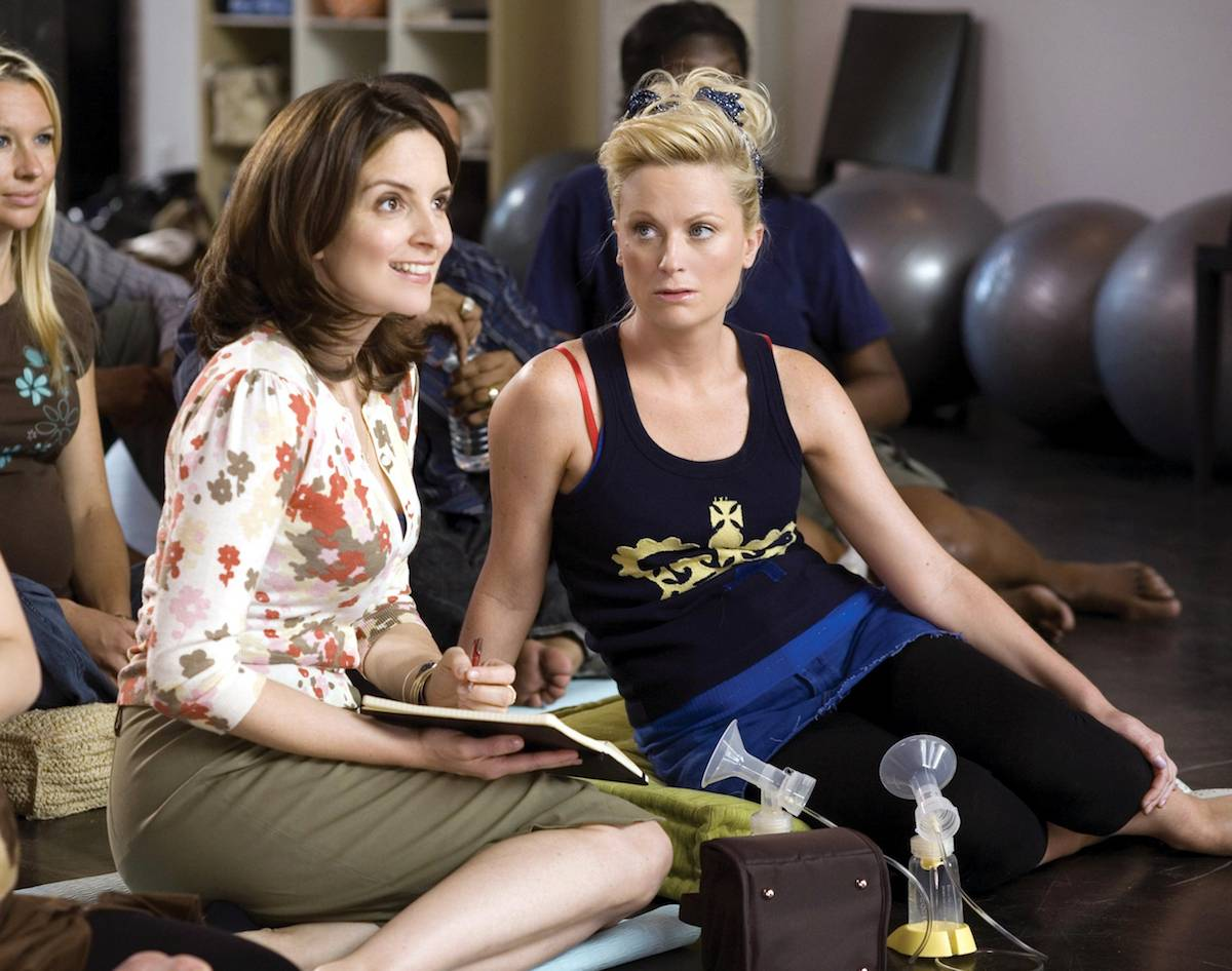Tina Fey i Amy Poehler (Fot. East News)
