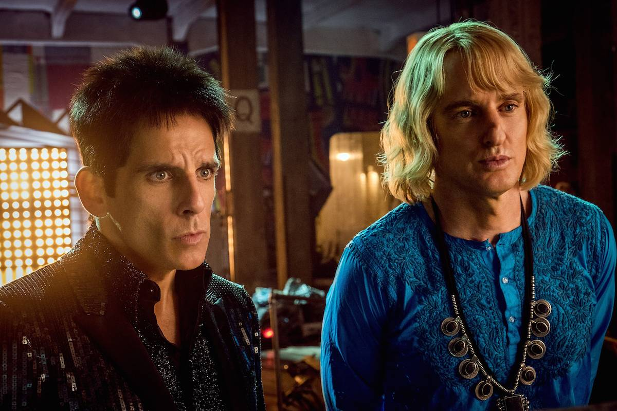 Ben Stiller i Owen Wilson (Fot. East News)