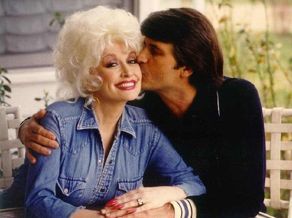 Dolly Parton i Carl Dean (Fot. Getty Images)