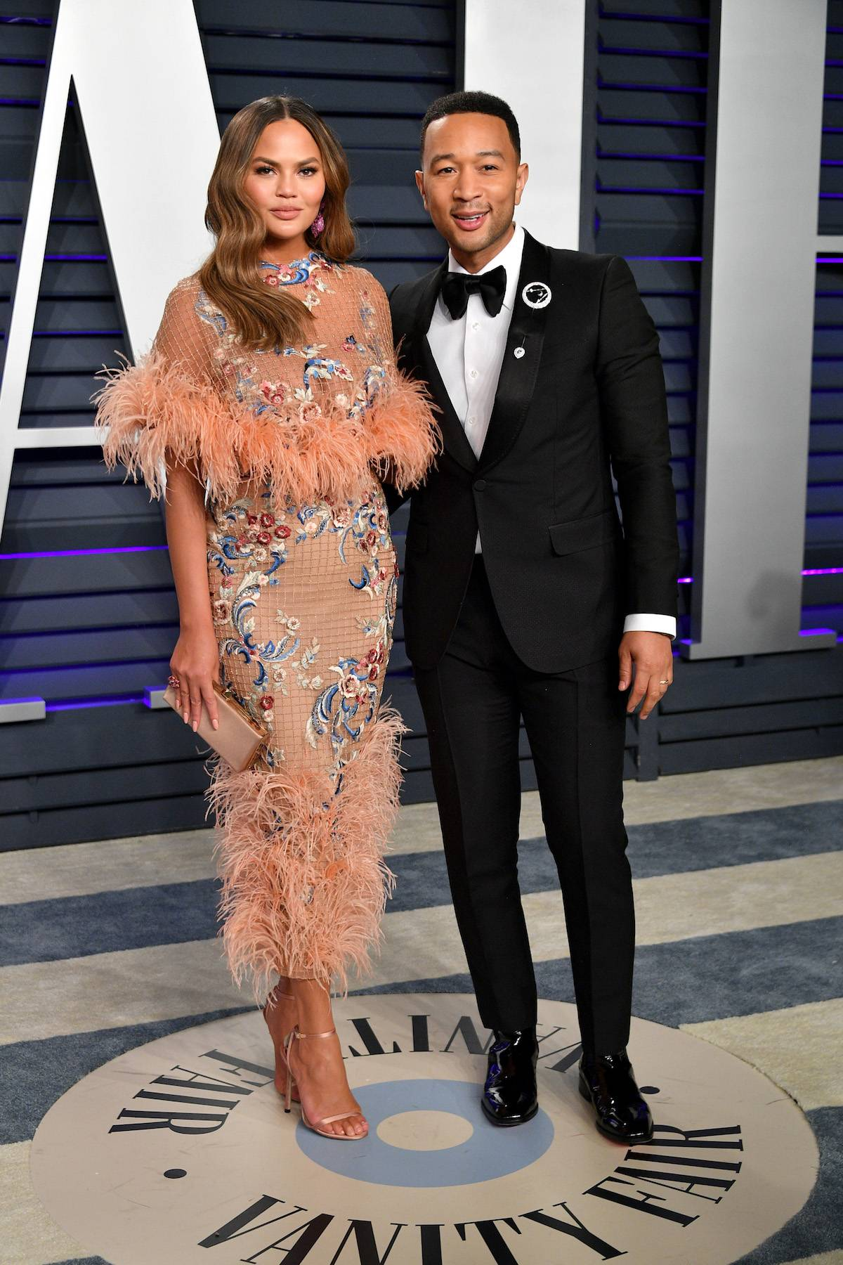 John Legend i Chrissy Teigen (Fot. Getty Images)