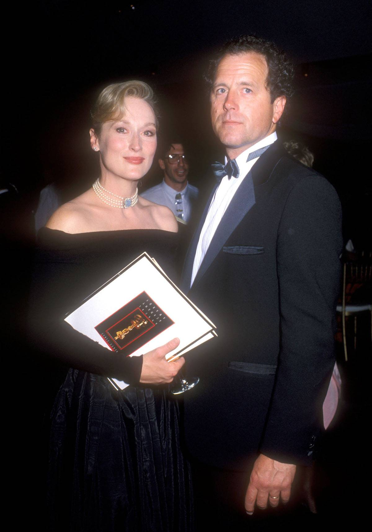Meryl Streep i Don Gummer (Fot. Getty Images)