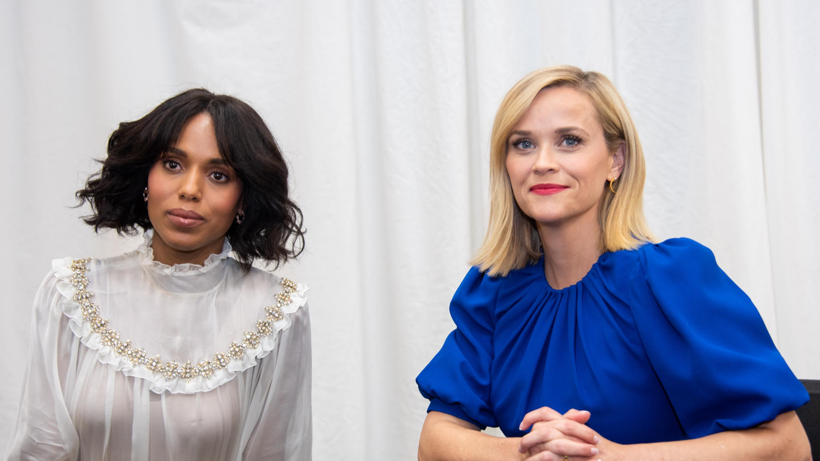 Kerry Washington i Reese Witherspoon (Fot. V E Anderson/WireImage)