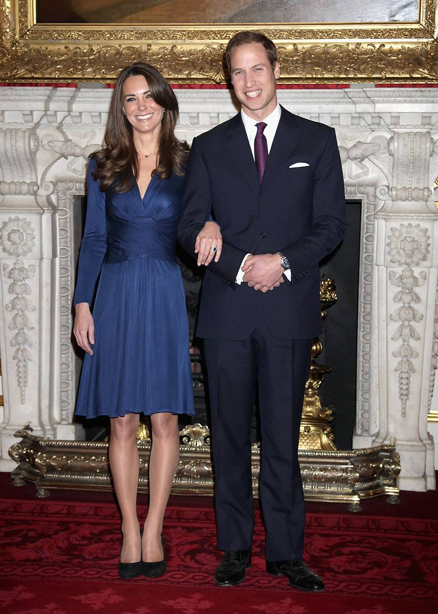 William i Kate umawiają się na studiach