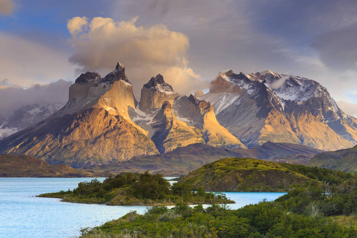 Patagonia (Fot. Michele Falzone/Getty Images)