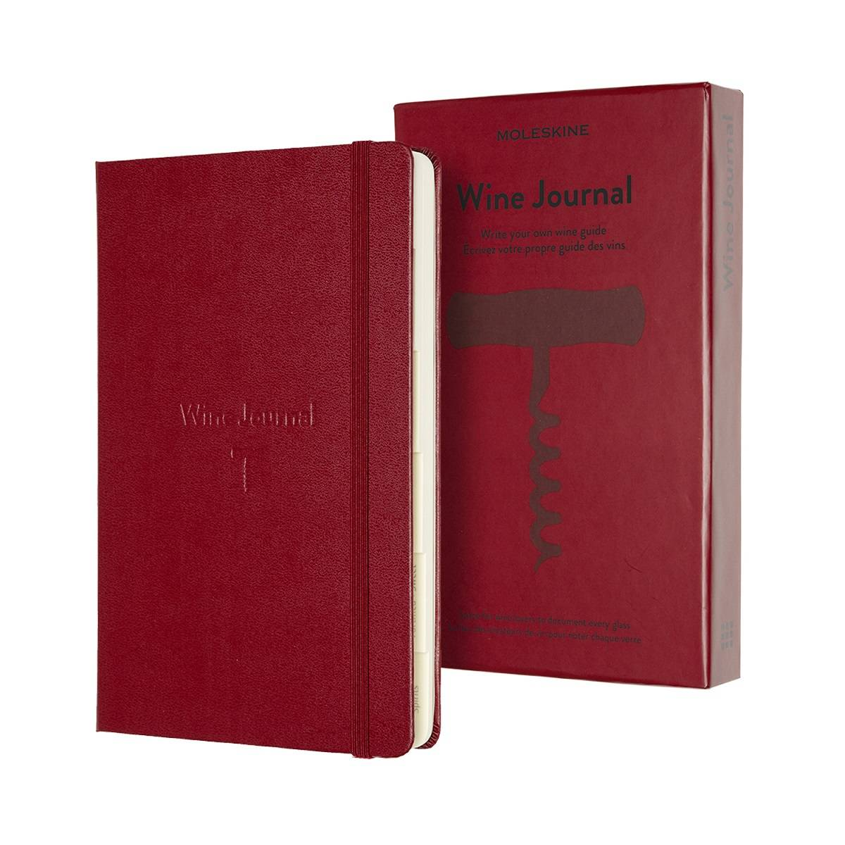 Moleskine Wine Journal, 116pln, lifestyledesigners.pl