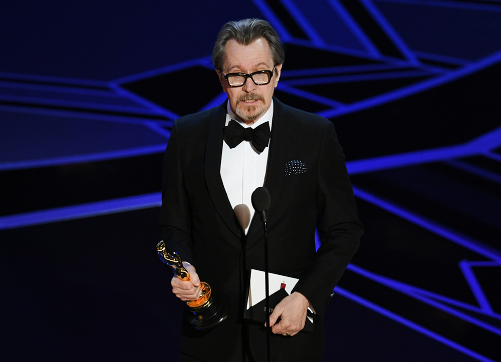 Gary Oldman (Fot. Kevin Winter, Getty Images)
