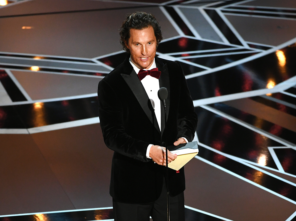 Matthew McConaughey (Fot. Kevin Winter, Getty Images)