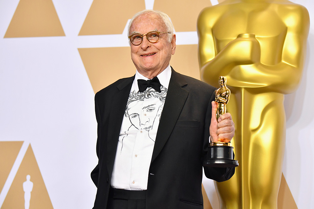 James Ivory (Fot. Jeff Kravitz, FilmMagic)