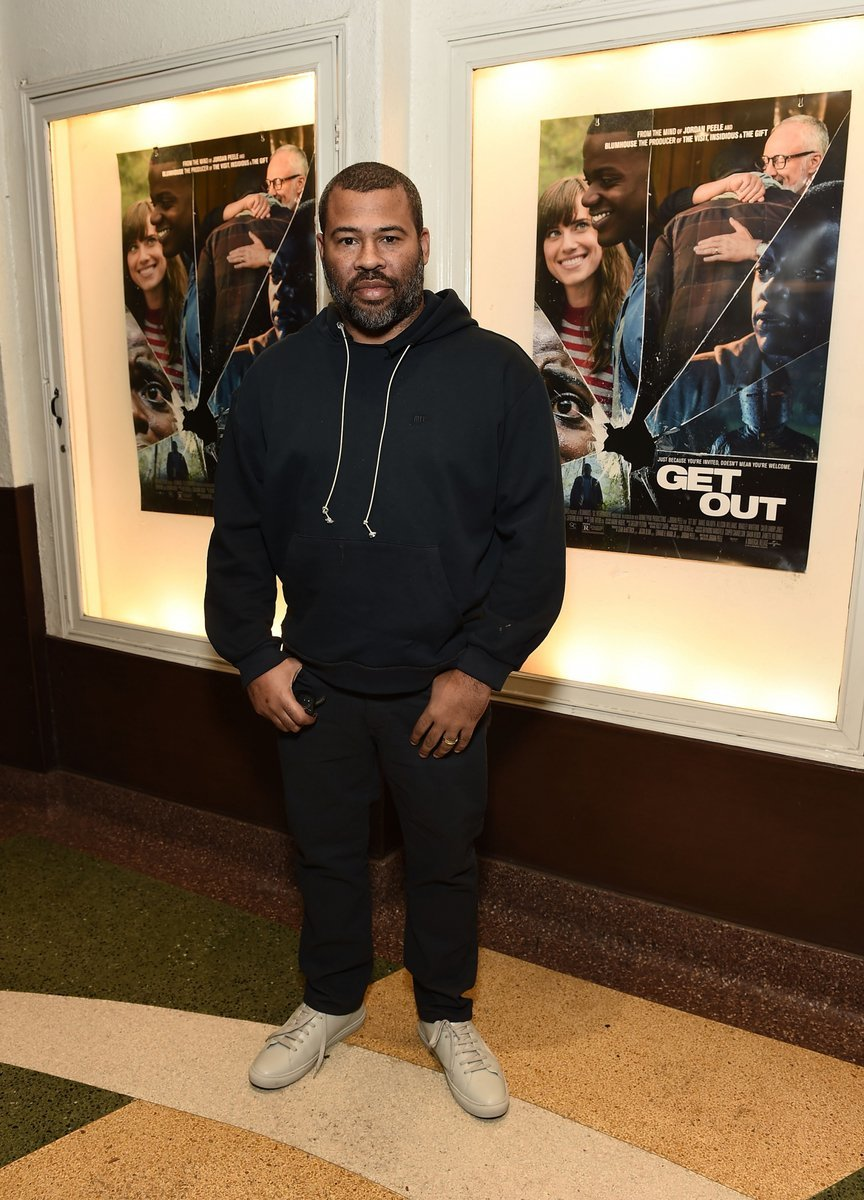Jordan Peele (Fot. Amanda Edwards, Getty Images)
