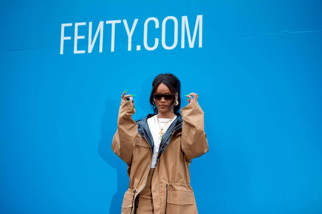 Kupuj Oficjał Tani Męskiedamskie Fenty Puma od Rihanna