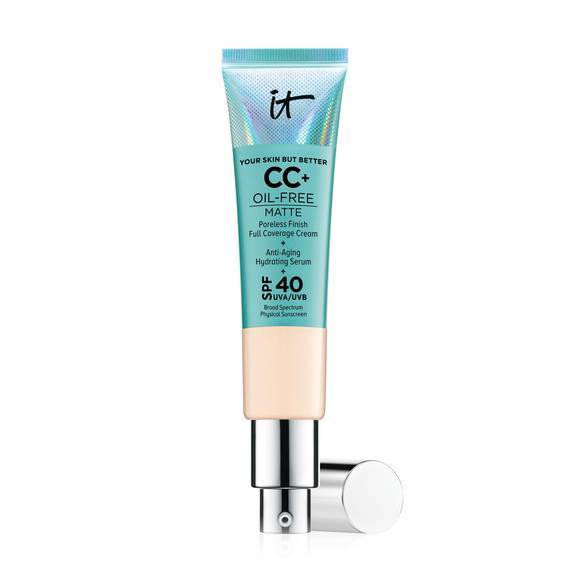 CC+ Oil-Free Matte (SPF 40), It
