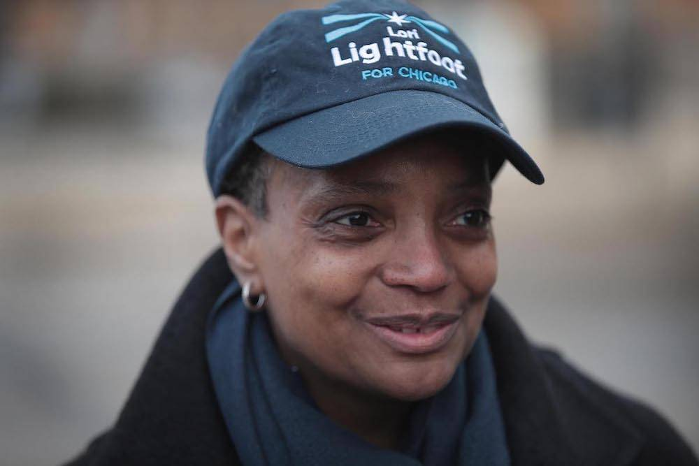 Lori Lightfoot (Fot. Getty Images)