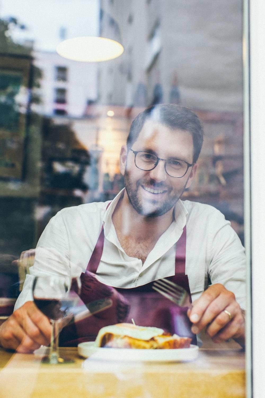 Szef Kuchni Na śniadanie Luc Magnon