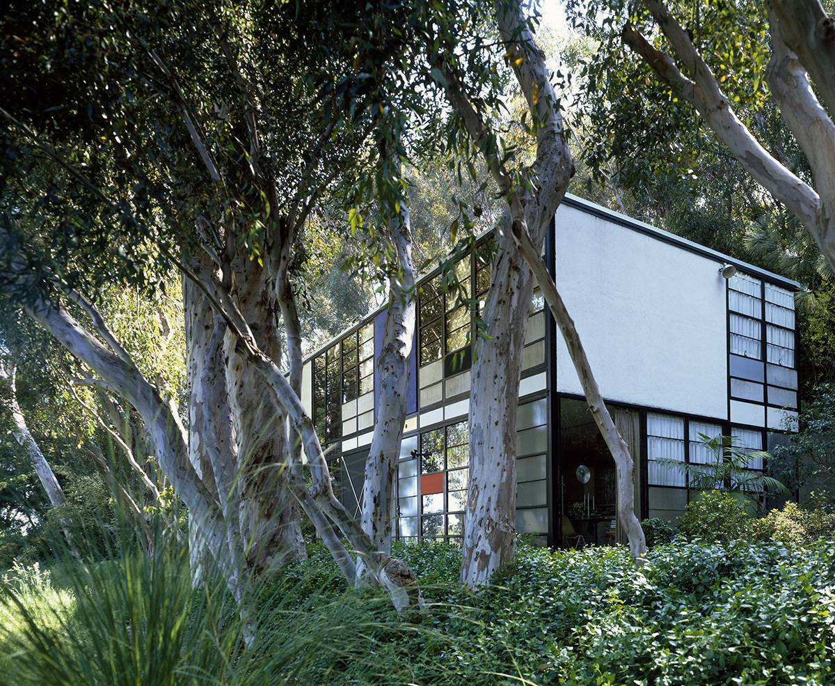 Dom Eames, Case Study House