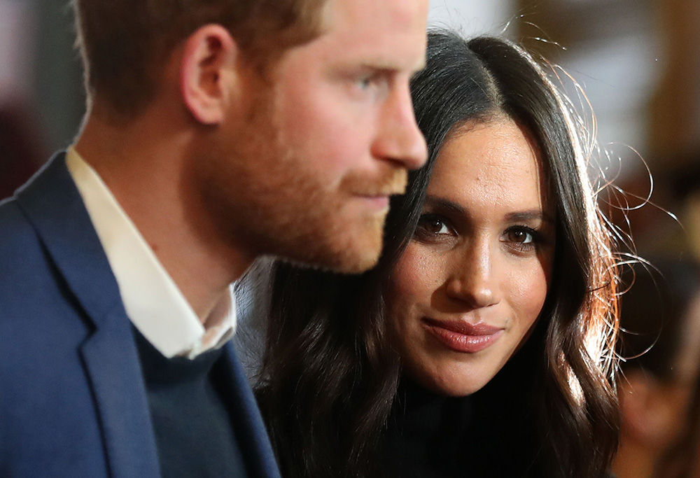 Meghan Markle i książę Harry / Fot. WPA Pool, Getty Images)