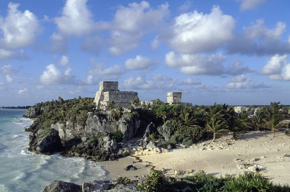 Baśniowe Tulum (Fot. Getty Images)