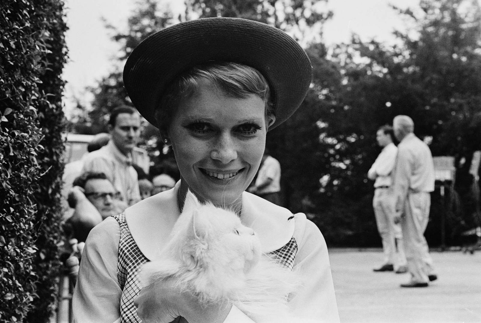 Mia Farrow (Fot. Getty Imges)