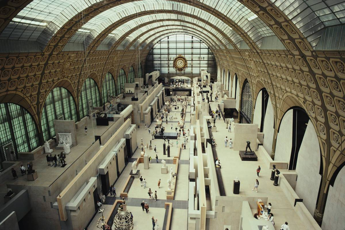Muzeum d'Orsay (Fot. Getty Images)