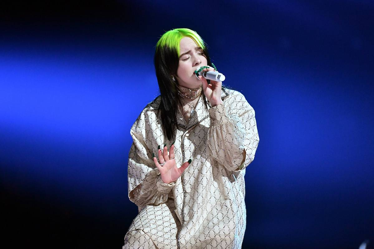 Billie Eilish na gali Grammy (Fot. Emma McIntyre/Getty Images for The Recording Academy)