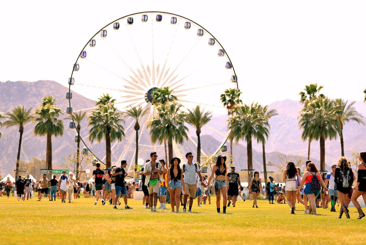 Coachella Valley Music and Arts Festival (Fot. Getty Images)