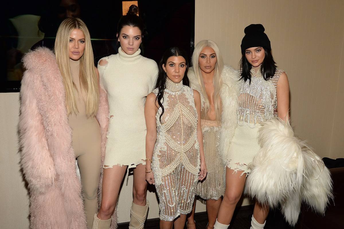(Fot. Kevin Mazur/Getty Images for Yeezy Season 3)