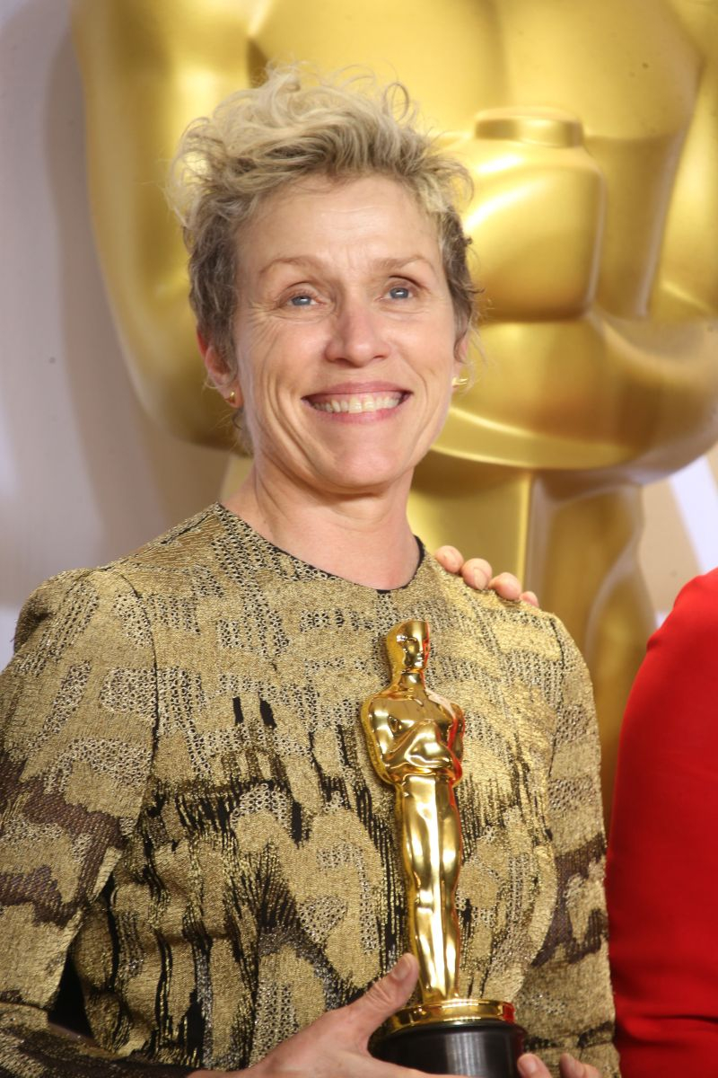 Frances McDormand (Fot. MPIFS/Capital Pictures, EAST NEWS)