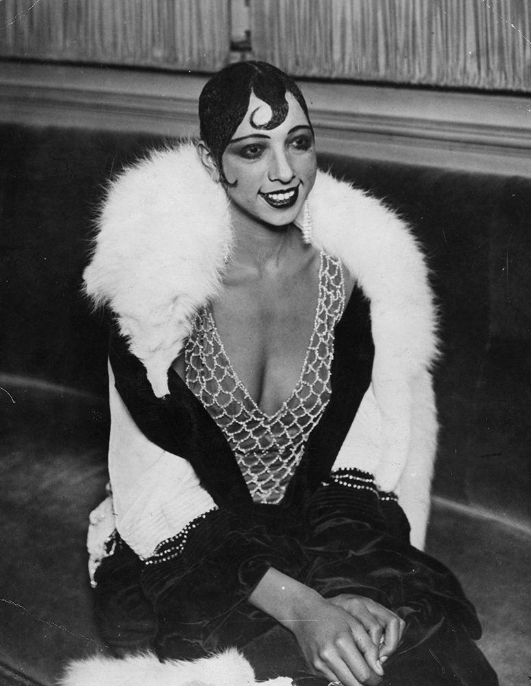Josephine Baker (Fot. General Photographic Agency, Getty Images)