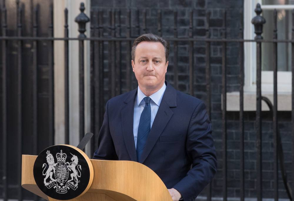 David Cameron (Fot. Getty Images)