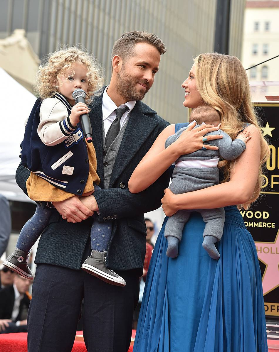 Blake Lively i Ryan Reynolds (Fot. Axelle/Bauer-Griffin/FilmMagic)