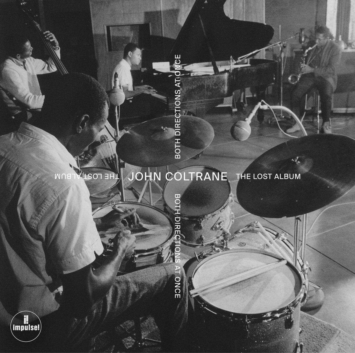 "John Coltrane ""Both Directions At Once – The Lost Album"" (Fot. Materiały prasowe, Impulse)"